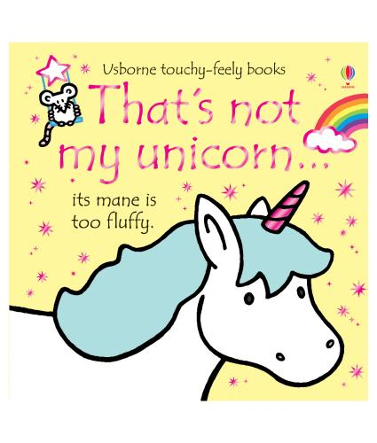 That's not my unicorn - front cover