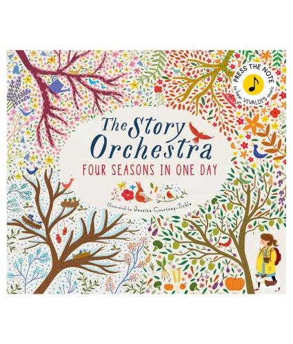 Four Seasons in One Day : The Story Orchestra - front cover