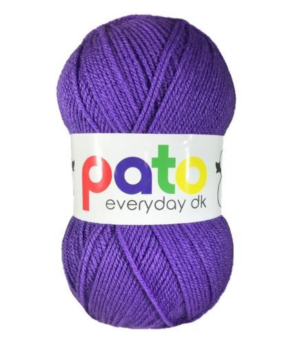 Cygnet Pato Everyday DK Knitting Yarn in Mauve 985