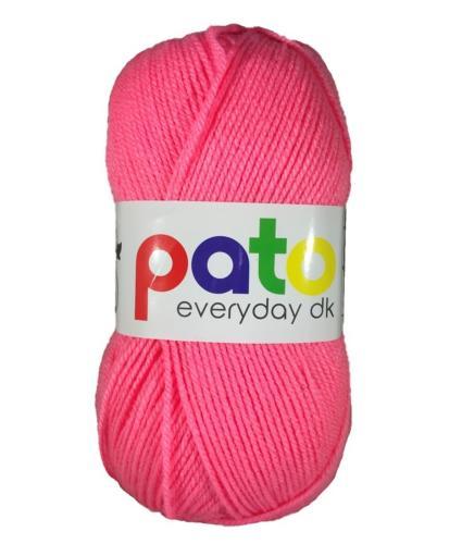 Cygnet Pato Everyday DK Knitting Yarn in Pink 997