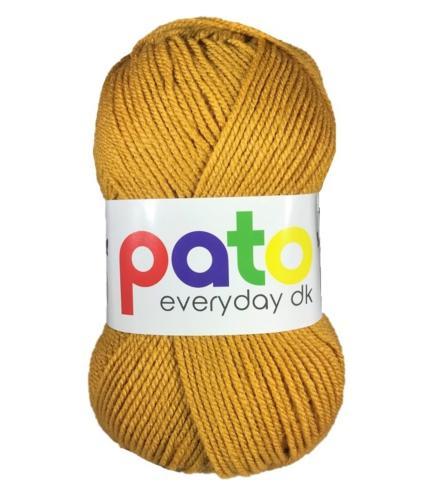 Cygnet Pato Everyday DK Knitting Yarn in Barley 981