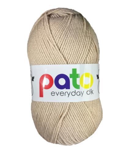 Cygnet Pato Everyday DK Knitting Yarn in Caramel 983