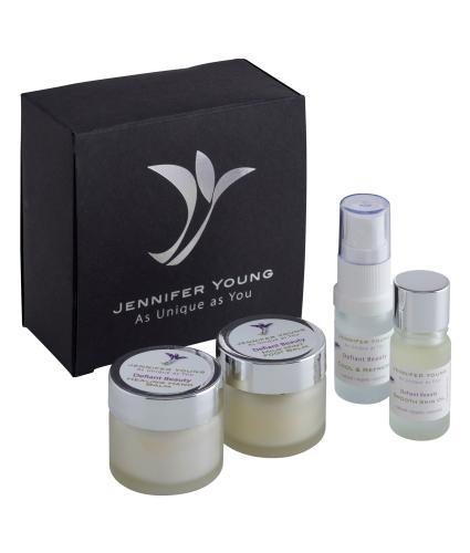 Jennifer Young® Defiant Beauty Miniatures Gift Box