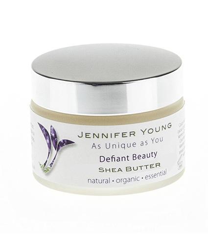 Defiant Beauty Natural Body Butter in Shea