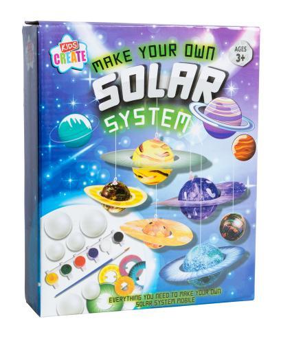 Make Your Own Solar System Kit
