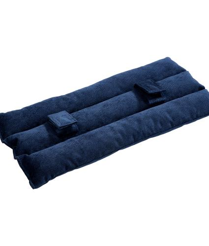 Post Surgery Seat-belt Protector in Navy Cord
