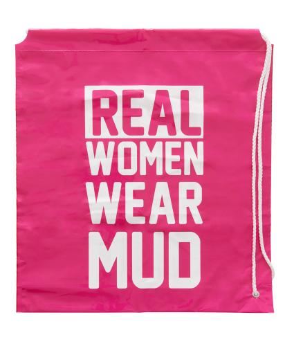 Pretty Muddy 2019 Drawstring Bag