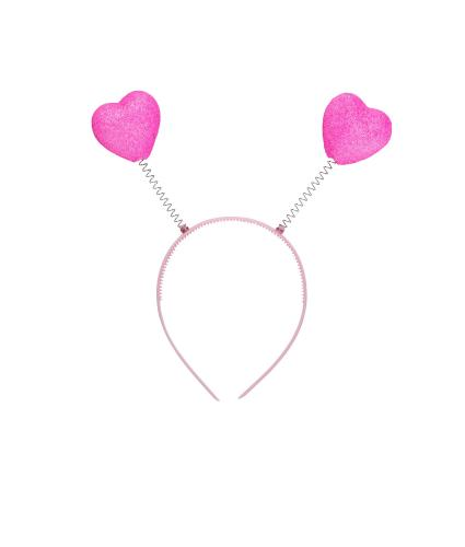 Race for life Head Boppers - Heart