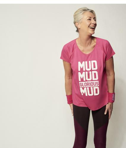Pretty Muddy Glorious Mud T-shirt