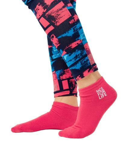 Race for Life Socks