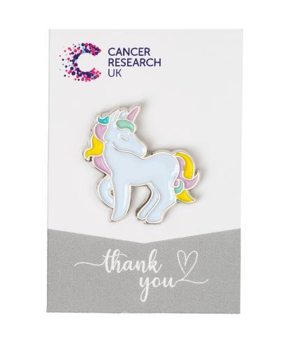 Unicorn Pin Badge