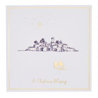 A Christmas Blessing Christmas Cards - Pack of 20