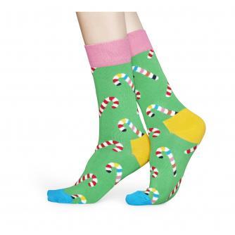 Happy Socks Candy Cane Socks