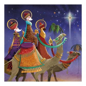 The Quest Of The Magi Christmas Cards - Pack of 10