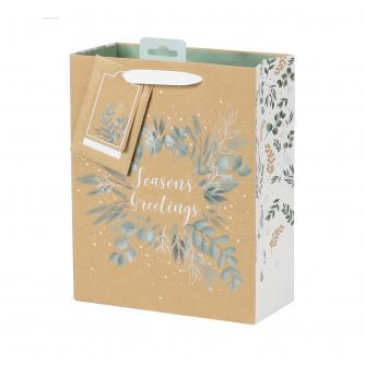 Tom Smith Woodland Wonder Luxury Gift Bag - Medium