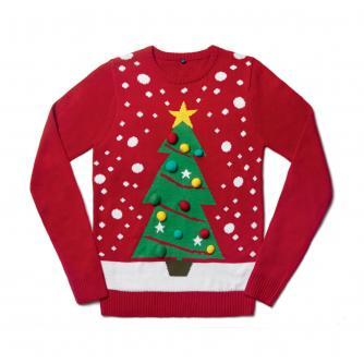Christmas Tree Jumper