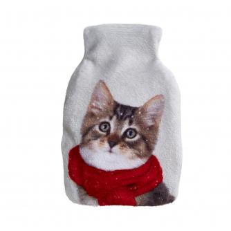Winter Cat Hand Warmer