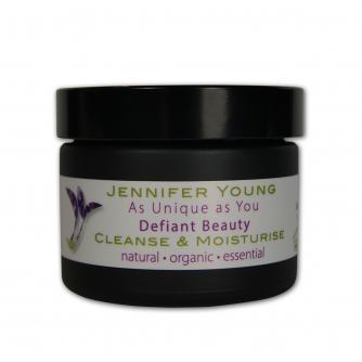 Jennifer Young® Defiant Beauty Men's Moisturising Cleanser Mask