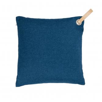 Small Blue Scatter Cushion