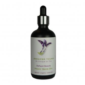 Jennifer Young® Defiant Beauty Men's Itchy Skin Oil