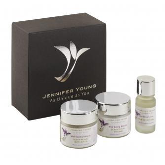 Jennifer Young® Defiant Beauty Sleep Miniatures Gift Box