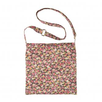 Cancer Research UK Online Shop Cross Body Drain Bag in Flower Print