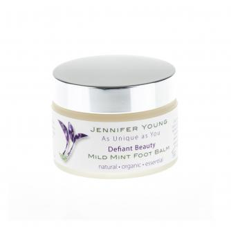 Defiant Beauty Light Moisturising Foot Balm