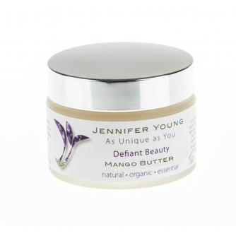 Defiant Beauty Natural Body Butter in Mango