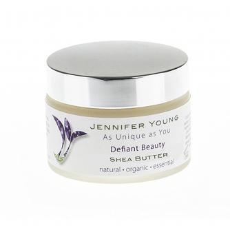 Defiant Beauty Natural Body Butter in Shea
