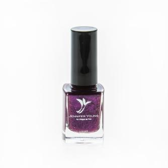 Jennifer Young High Coverage Nail Varnish Vamp