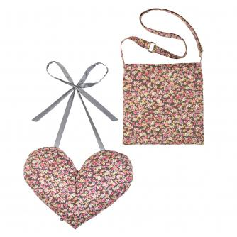 2 Piece Mastectomy Gift Collection, Floral print