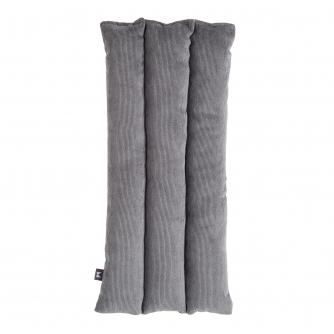 Seat-belt Protector In Fine Grey Cord
