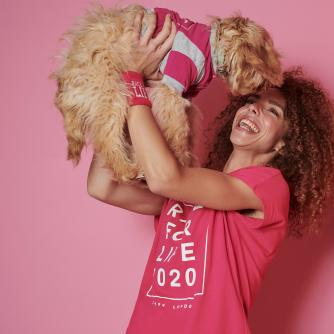 Race for Life Dog T-shirt