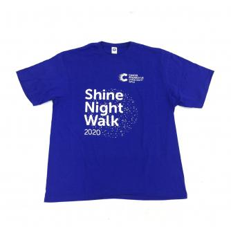 Shine Night Walk 2020 T-Shirt