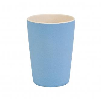 Blue 2-Tone Bamboo Tumbler