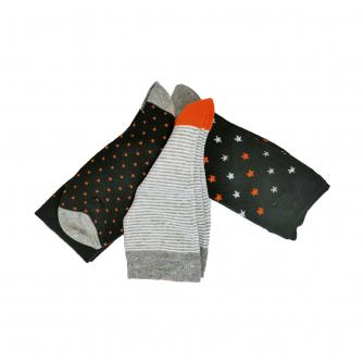 Stand Up To Cancer Ladies Socks 3 pack