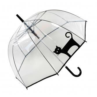 Standing Cat Dome Umbrella