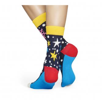 Happy Socks Twinkle Twinkle Star Socks
