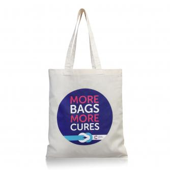 More Bags, More Cures Tote Bag