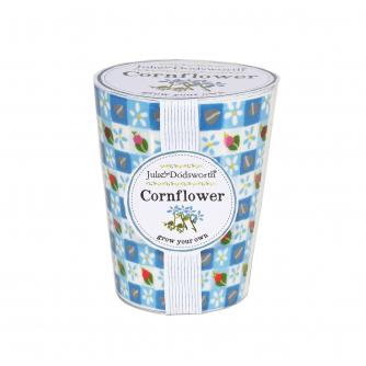 Grow Your Own Cornflower Pot
