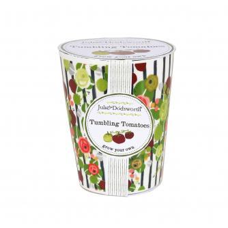 Grow Your Own Tumbling Tomato Pot